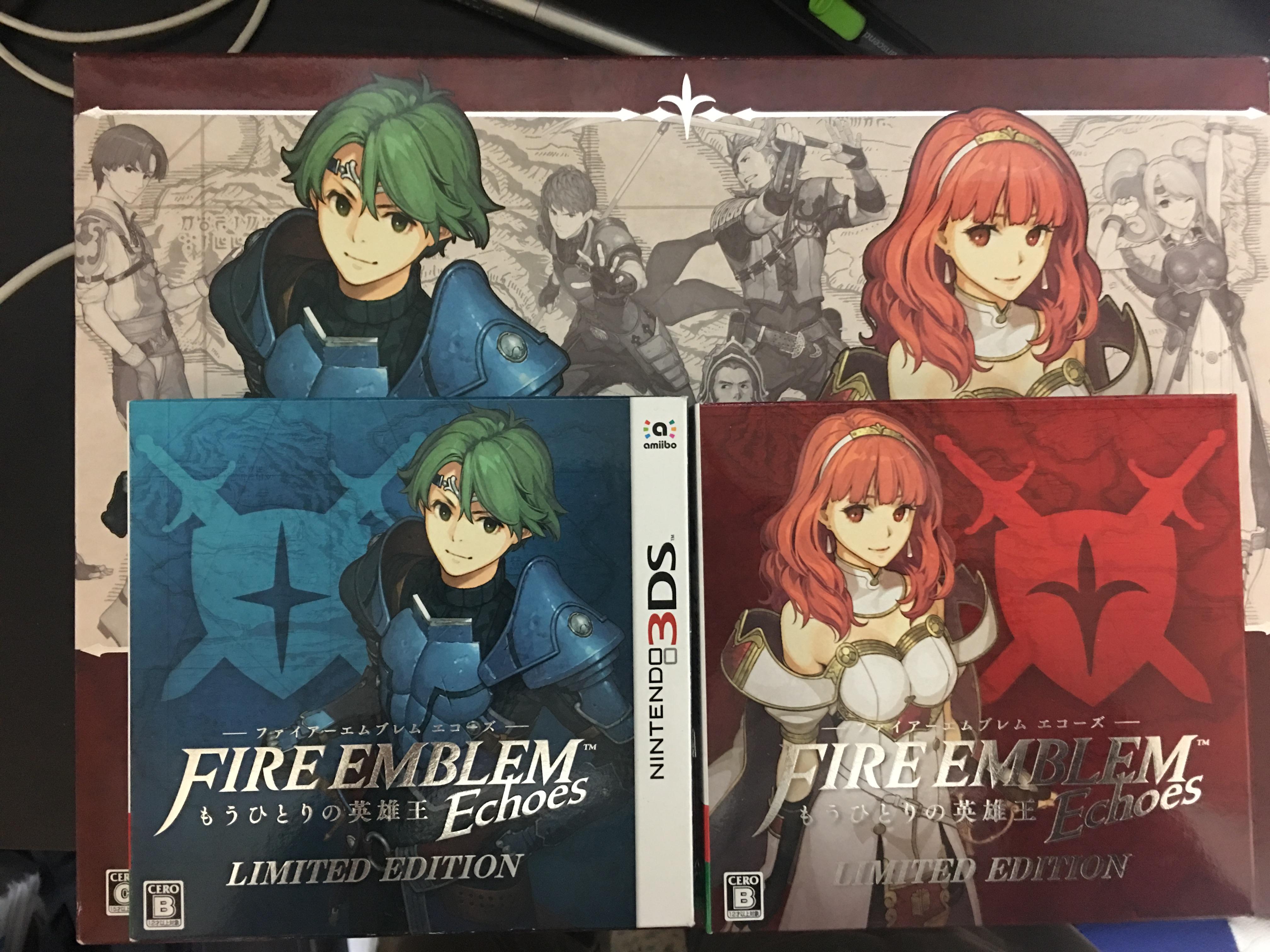 Fire Emblems Echoes